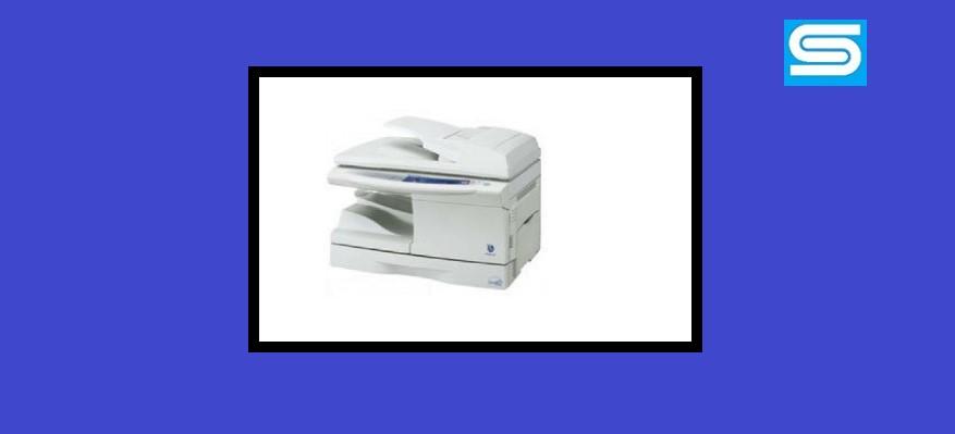 Sharp AL-1530CS Printer Driver and Software