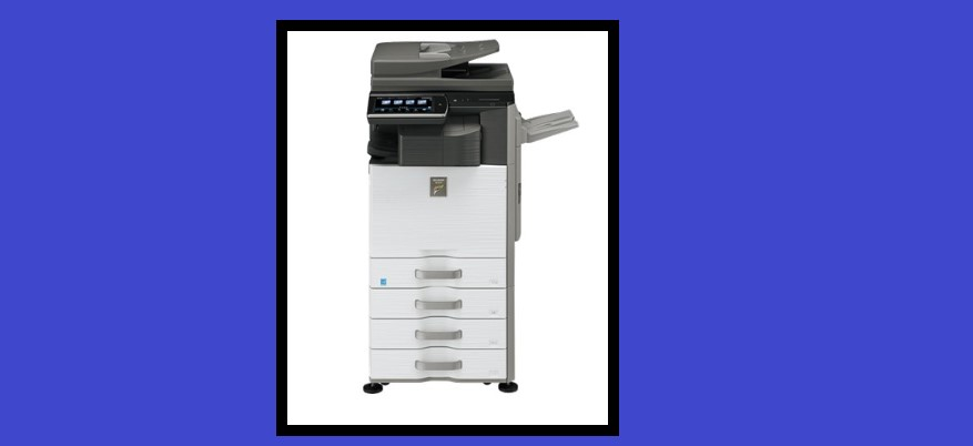 Sharp MX-2640n Driver and Software