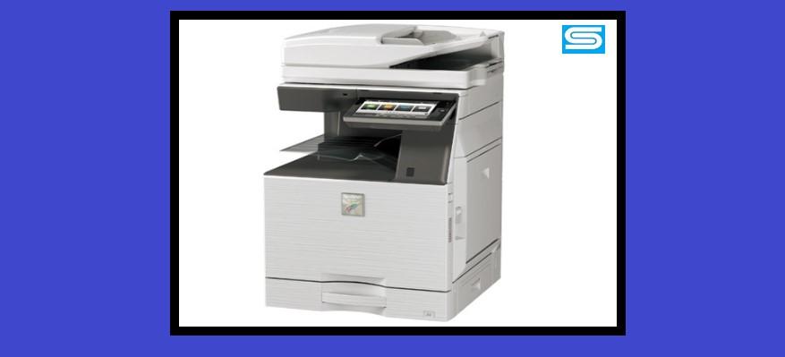Sharp MX-5070V Printer Driver and Software