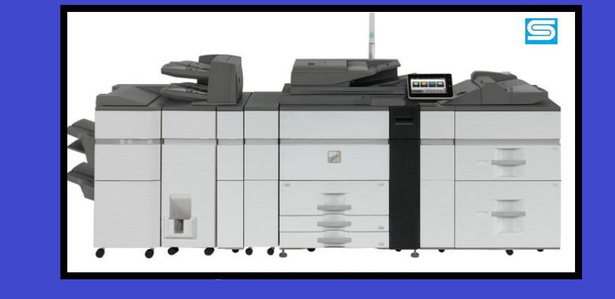Sharp MX-M905 Printer Driver for Windows and Macintosh
