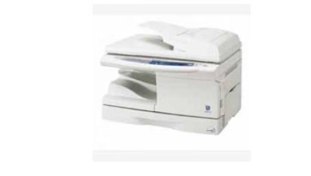 Sharp AL-1217D Printer Driver