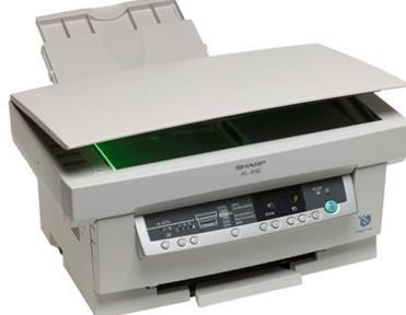 Sharp AL-800 Printer Driver